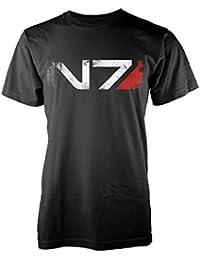 Mass Effect Andromeda - N7 T-Shirt schwarz