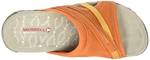 Merrell Terran Slide II, Sandali Donna Arancione (Arancio (arancione))