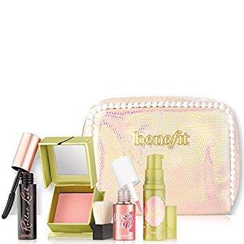BENEFIT DANDELION I PINK I LOVE YOU - Juego de maquillaje, color rosa