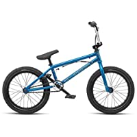"wethepeople CRS FS 18"" 2019 BMX Rad - 18 Zoll | Matt Metallic Blue | blau"
