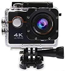 Jyoti 16MP Ultra HD Extreme Sports Action Camera with Remote Control