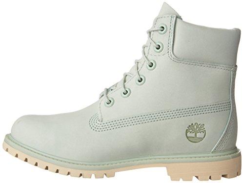 Timberland Unisex Adults  6In Premium Boot Bj9 Classic  Green   6 UK 39 EU
