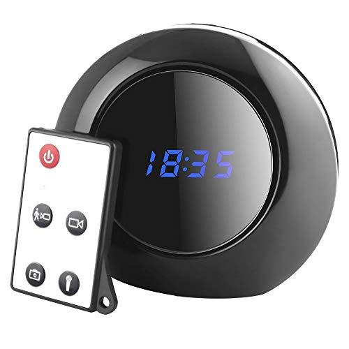 Mengshen Mini 1280x960 HD Bewegungs-Detektion Spion Versteckter Wecker-Kamera-Kamerarecorder 140 ° Ansicht-Winkel 30fps Bewegungs-Abfragung MS-V8