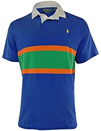 Polo Ralph Lauren - Homme - Custom-Fit Rugby Polo Top Shirt - Manche Courte