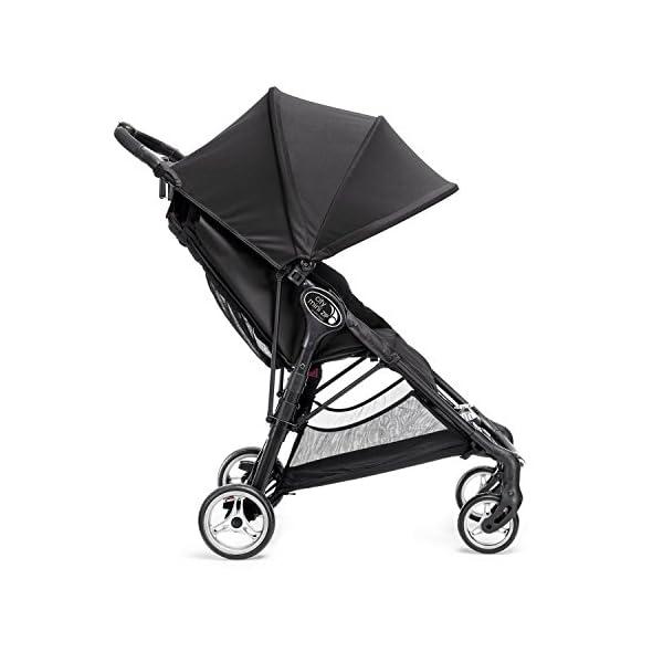 Baby Jogger City Mini Zip Single Stroller Black Baby Jogger  3