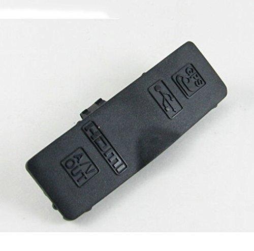 Ersatz-USB-Mikrofon A/V HDMI GPS Gummi Tür Abdeckung Reparieren Teil für Nikon D3100Digital Kamera