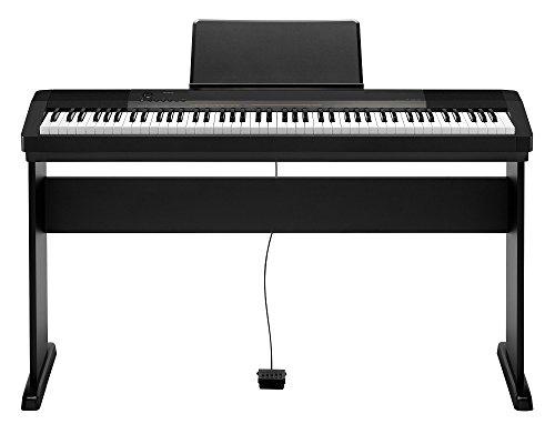 Casio CDP-130 - Piano digital con soporte