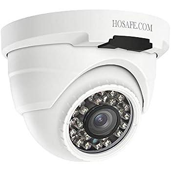 Cam/éra d/ôme POE Anti-vandalisme de 3,6 mm d/étection de P2P Cloud cam/éra de vid/éosurveillance r/éseau int/érieure surveill/ée /à la Maison lookcctv Cam/éra IP de s/écurit/é 4MP