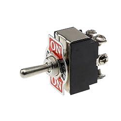 Kipptaster - Kill Switch - 12v 25a Ein-aus-ein Taster (Flash-off-flash)