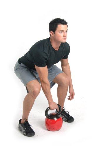 Staminax 36-Pound Kettlebell Einstellbar Versa Bell