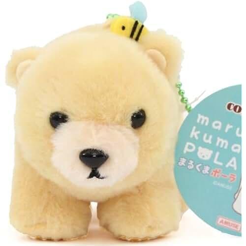munecos dia madre kawaii Lindo muñeco de peluche oso amarillo de Japón