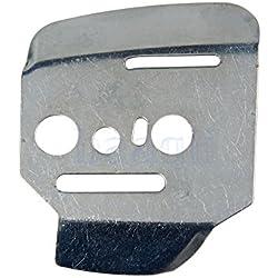 WANWU Compatible Stihl 066064046044Ms440460640Ms660Barre de Guidage intérieure Plaque latérale 0,9mm