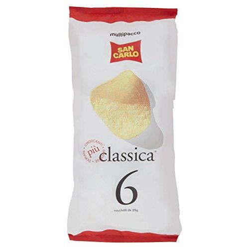 San Carlo classica Multipacco - 6 x 25 gr