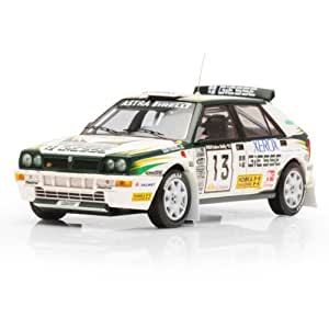 hpi 1/43 Lancia Delta Integrale No13 1993 1000 Lakes (japan import)