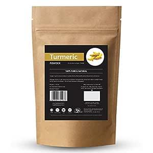 Herb Essential Kasturi Turmeric Powder for Face and Skin, 50g