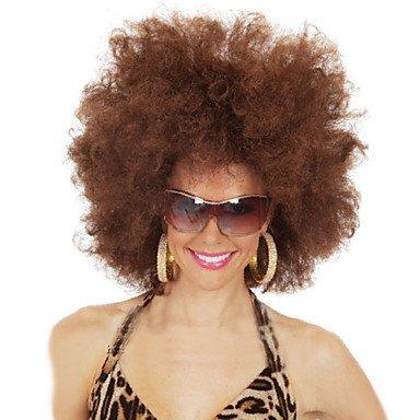 OOFAY JF-Großhandel Afro Perücke für das Festival Männer und Frauen Perücke Europa und Amerika Perücke Festival (Großhandel Afro Perücken)