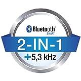 Beurer PM 250 Herzfrequenzmessung mit Smartphones, 2 in 1: Bluetooth und analoge Signalübertragung - 4