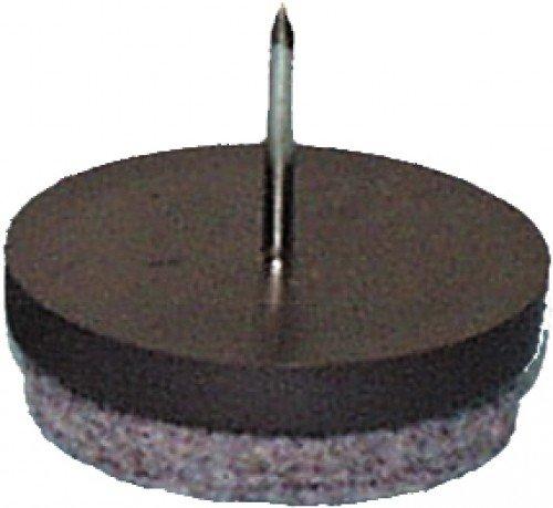 Preisvergleich Produktbild 12 Stk. Uniqat Filzgleiter PRIMUS je 20mm