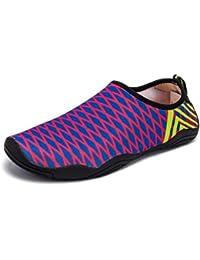 TD D64215 Zapatos De Buceo En La Playa Zapatos De Esnórquel De Secado  Rápido Zapatos para 43c616e2e747