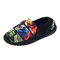 Marvel Avengers Boys Character Slippers