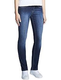 Oklahoma Jeans Marina, Vaqueros Rectos para Mujer