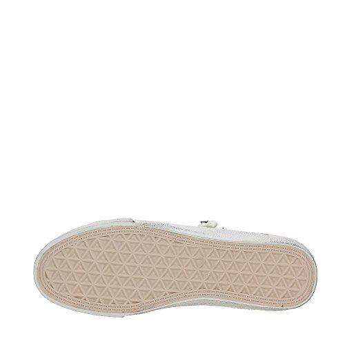 Colmar sneakers Durden uomo tomaia cotone con inserti pelle White/Beige Precio Más Bajo Precio Más Barato Salida En Italia bDoXo