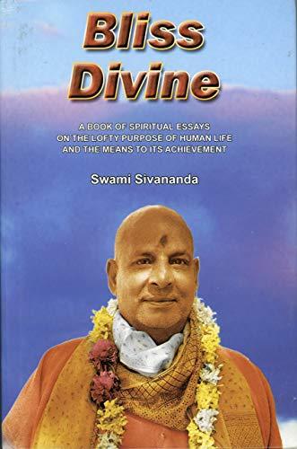 Bliss Divine por Sivananda Radha