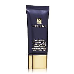 Estée Lauder Double Wear Maximum Cover Foundation Camouflage Make Up Nr. 07, Medium Deep, 1er Pack (1 x 30 ml)