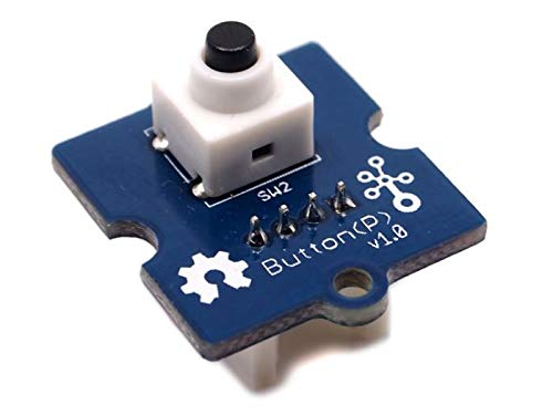 Seeed Studios Grove - Button (Panel Mount) - Button Panel