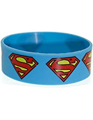 DC Comics Superman Armband (Blau)