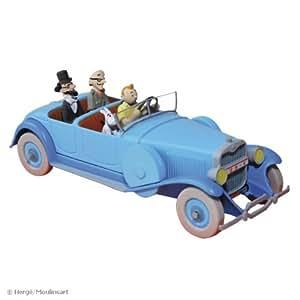 Tim und Struppi Tintin Figur Lincoln Torpedo, ca. 11cm