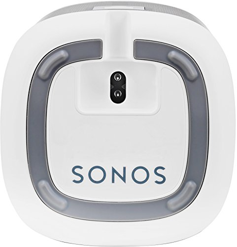 2 Room Starter Set I 2 Sonos PLAY:1 Smart Speaker (weiß) - 5