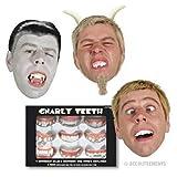 Falsche Zähne - 9 Gebisse