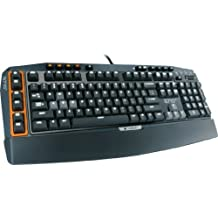 Logitech G710+ - Teclado Gaming (70 MB, 2.2 Kg, QWERTY Español), negro