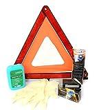 Quality Car Safety & Travel Kit for roadside emergencies - (2)