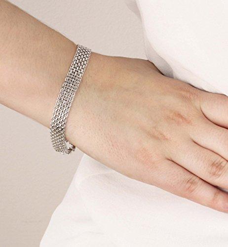Carissima Gold - Bracelet - Femme Or blanc