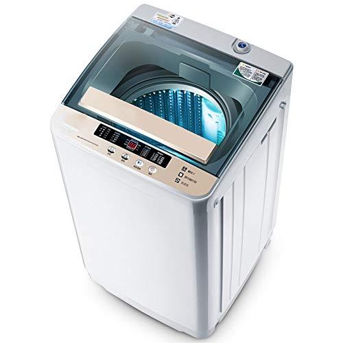 SELCNG Lavadora automática Rueda Onda hogar 4.5KG
