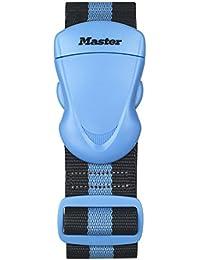 Master Lock - P26913 - Sangle bleu ajustable de 105 à 190 cm