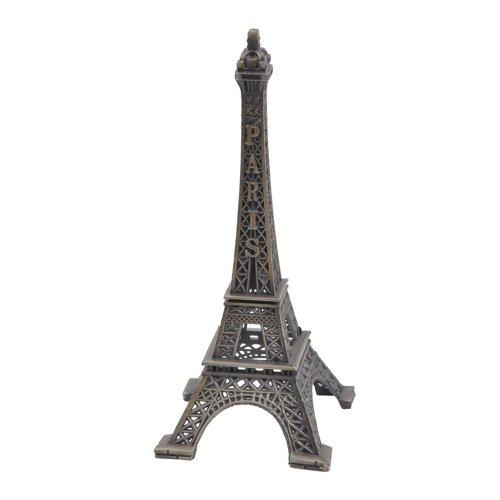 Produkt-Bild: Primeshop-Metall Paris Eiffelturm Statue Souvenir Decoration15cm