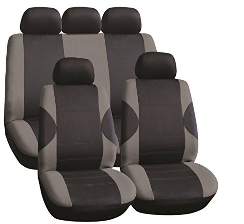 chrysler-sebring-cabriolet-08-09-full-set-luxury-seat-covers-front-rear-black-grey-racing