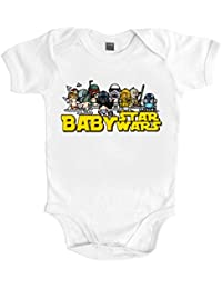 Body bebé Star Wars Baby bebés