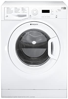 Keep your clothes and linens looking great and feeling amazing for longer with the Hotpoint Aquarius WMAQF 641 P UK Washing Machine in white. from HOTPOINT