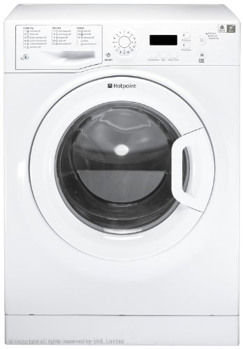 Hotpoint WMAQF641P A+ Rated Freestanding Washing Machine - White