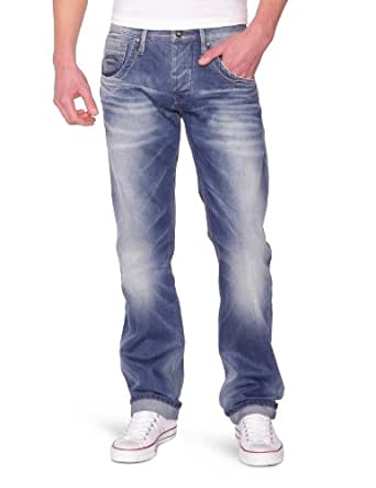 Pepe Jeans - Tooting -  Jean - Homme - Bleu (000Denim) - W30/L32