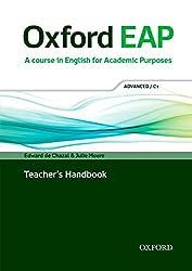 Oxford EAP: Advanced/C1: Teacher's Book, DVD and Audio CD Pack (Oxford Eap Series)