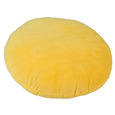 Round Emoji Cushion Pillow Stuffed Plush Toy Cool