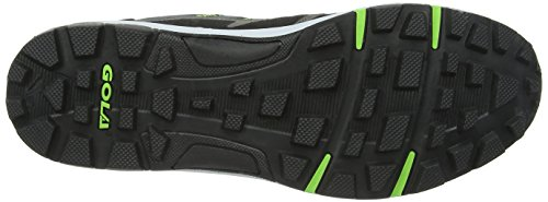 Gola - Trailblazer Low, Scarpe outdoor multisport da uomo grigio (Grau (Charcoal/Black/Lime))
