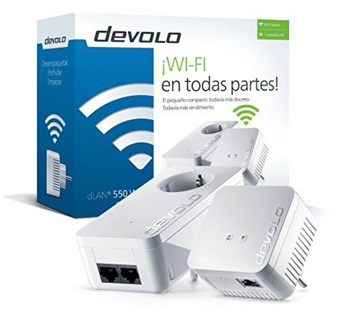 Devolo Dlan 550