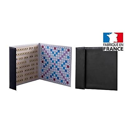 Scrabble magnétique format voyage / de poche fabriqué en France