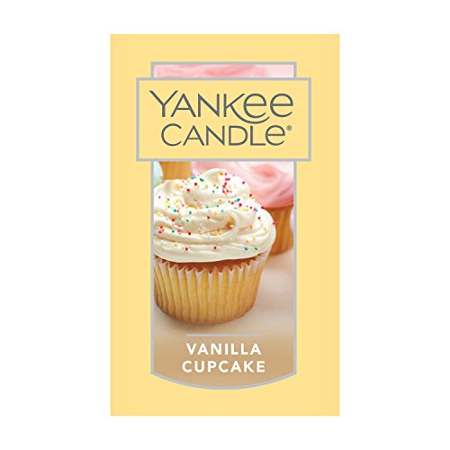 Yankee Candle Tumbler Kerze mit Vanilla Cupcake Duft, M Perfect Pillar Candles